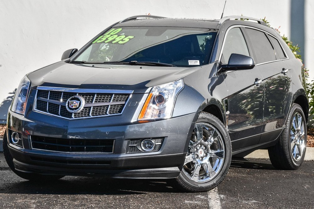 Pre-Owned 2010 Cadillac SRX Turbo Premium Collection