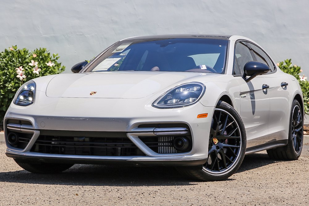 Pre-Owned 2018 Porsche Panamera Turbo S E-Hybrid